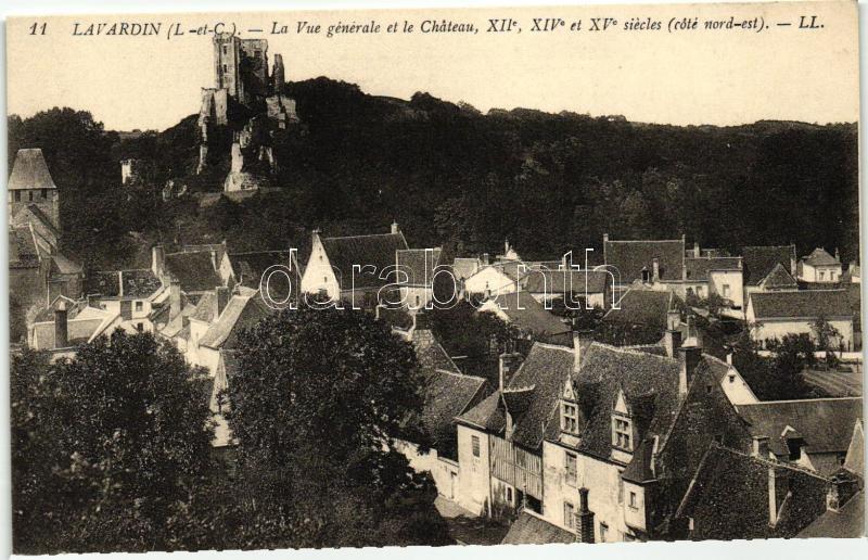 Lavardin, Chateau / castle