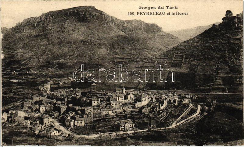 Peyreleau, Rozier
