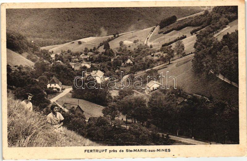 Fertrupt, Sainte-Marie-aux-Mines