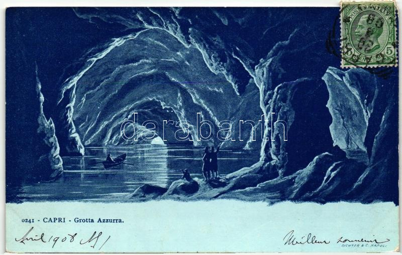 Capri, Grotta Azzurra