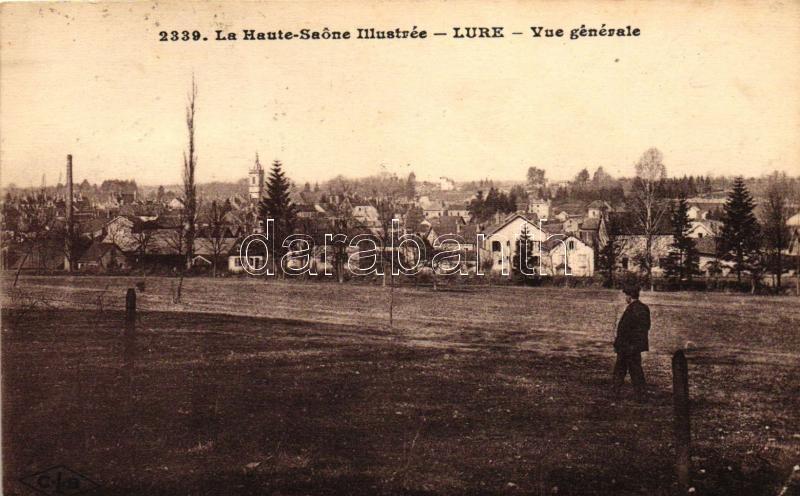 Lure, La Haute-Saone