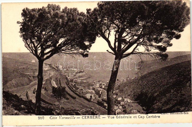 Cerbere, Cap