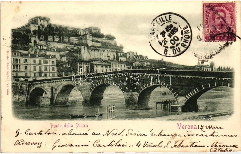 Verona, Ponte della Pietra / bridge
