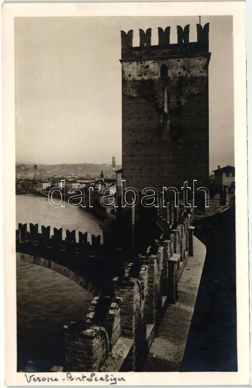 Verona, Pont Scaliger / bridge