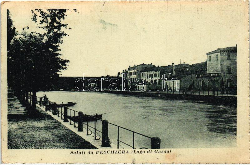 Peschiera, Lago di Garda