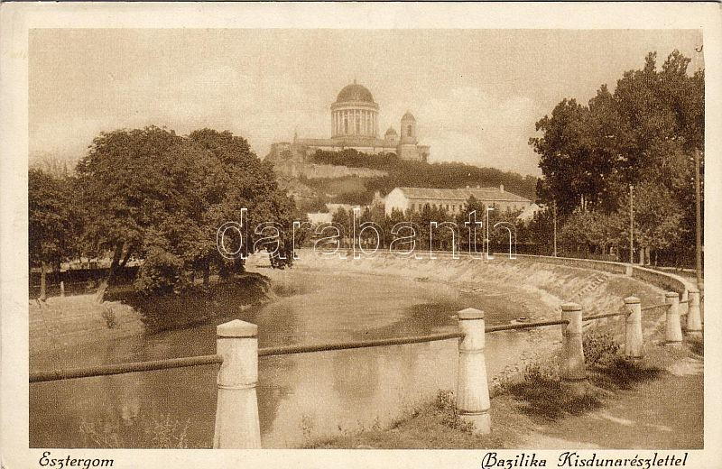 Esztergom, Bazilika, Kisduna