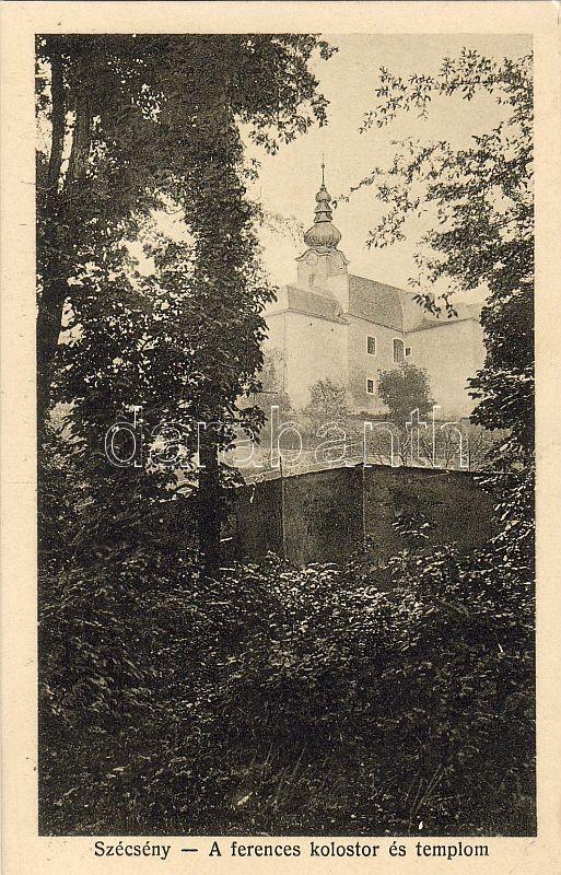 Szécsény, Ferences kolostor és templom