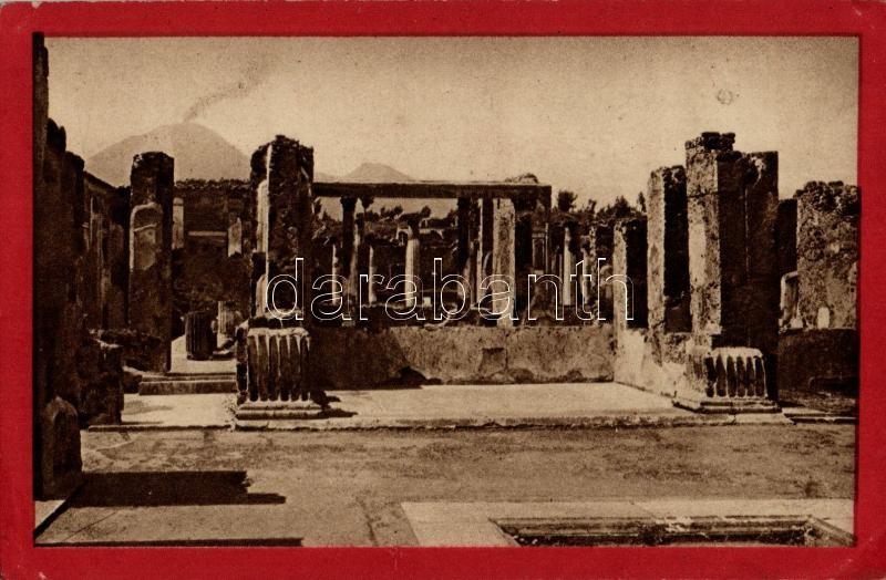 Pompei, Casa del Fauno / House of the Faun