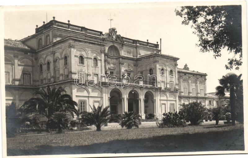 Frascati, Villa Falconieri