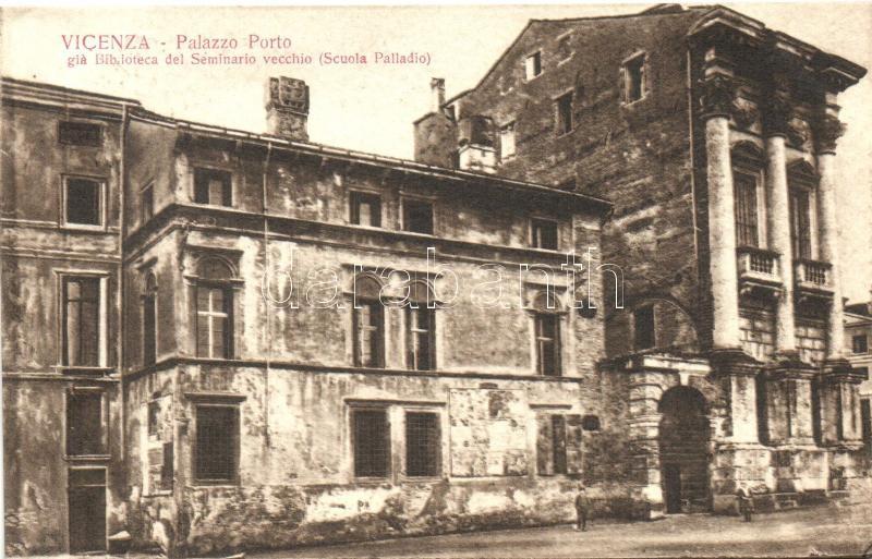 Vicenza, Palazzo Porto