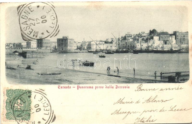 Taranto, Ferrovia