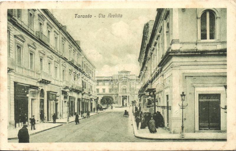 Taranto, Via Archita