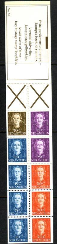 Queen Juliana I stamp booklet, I. Julianna királynő bélyegfüzet, Königin Juliana I. Markenheftchen