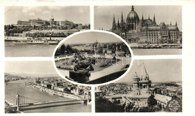 Budapest, Országház, Halászbástya, Vár