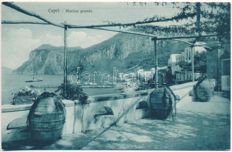 Capri, Marina grande