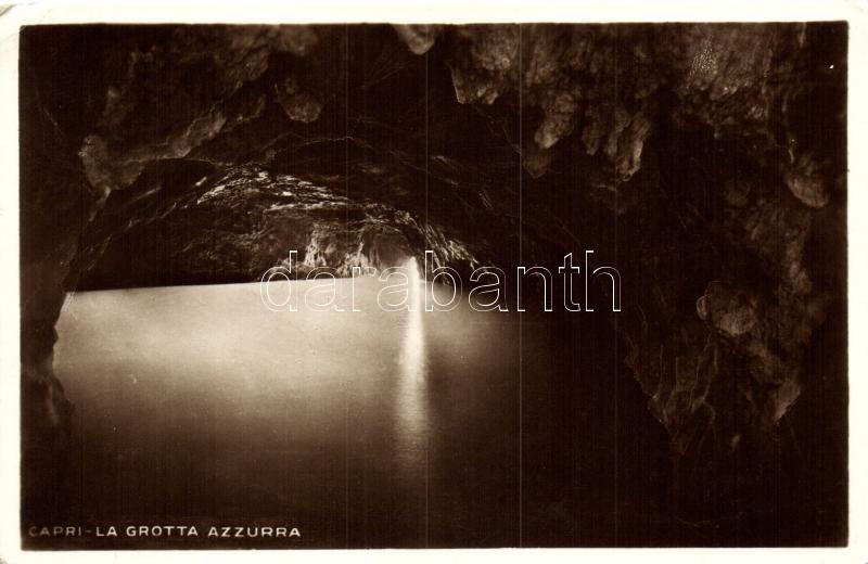 Capri, La Grotta Azzurra (EK)