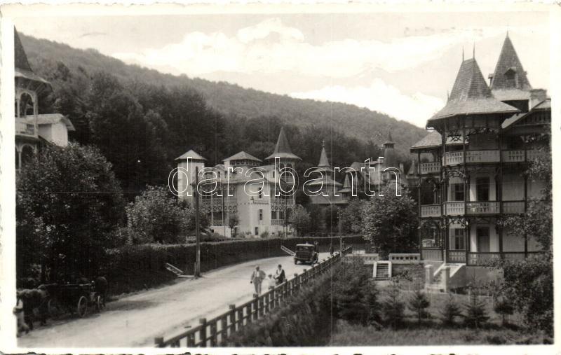 Sovata, Szováta-fürdő