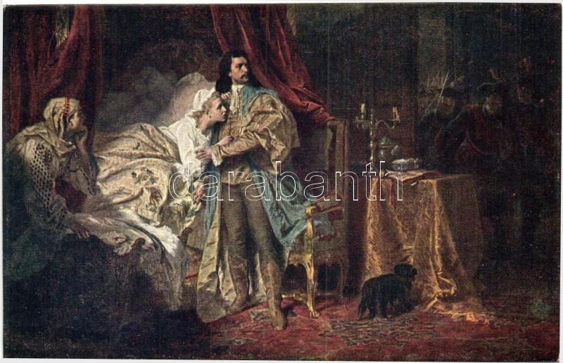 Capturing of Francis II Rákóczi s: Benczúr, II. Rákóczi Ferencz elfogatása / s: Benczúr