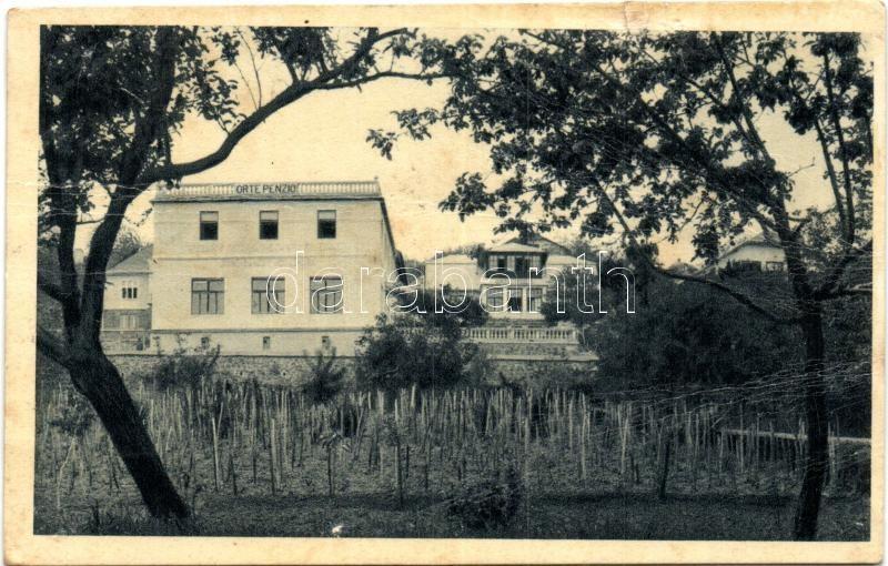Balatonalmádi, Orte üdülő