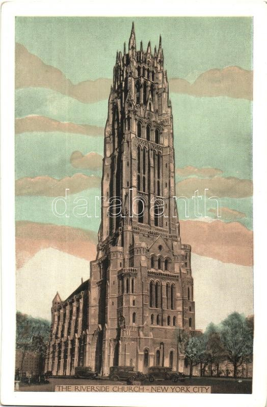 New York City, The Riverside Church