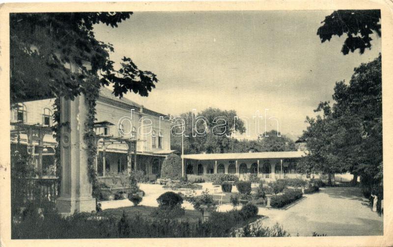 Balatonfüred, gyógyterem