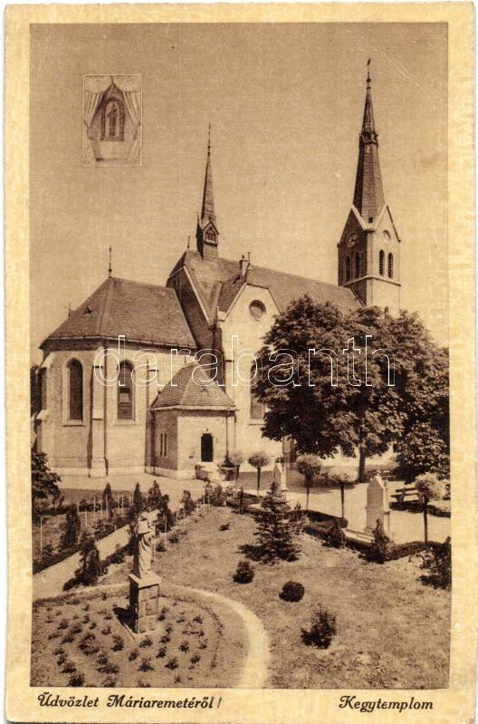 Budapest II. Máriaremete, kegytemplom
