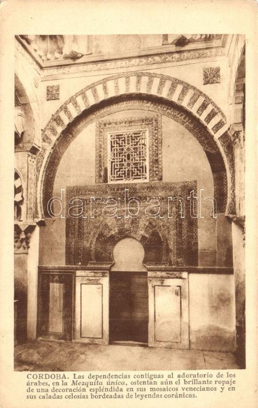 Cordoba, La Mezquita