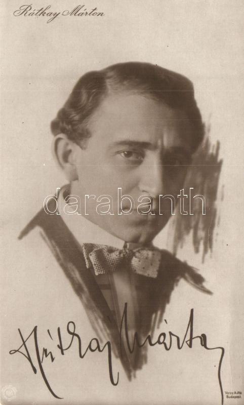 Rátkay Márton, Fotó Veres A. Pál