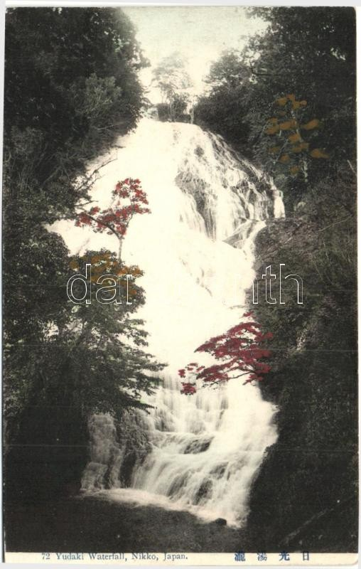 Nikko, Yudaki Waterfall