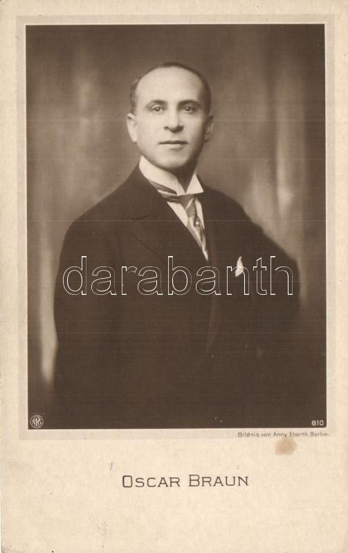 Oscar Braun