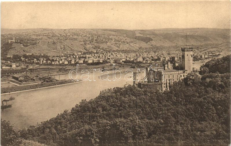 Koblenz, Schloss Stolzenfels / castle