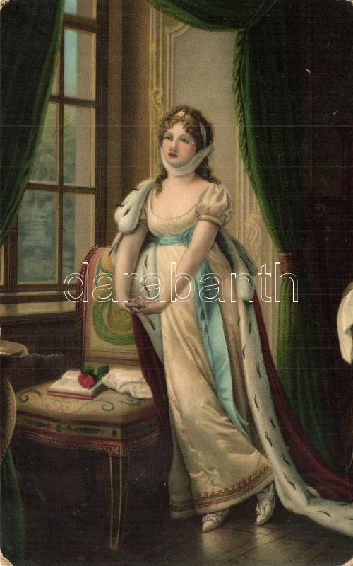 Königin Luise von Preussen / Louise of Mecklenburg-Strelitz, litho s: Karl Lotzmann