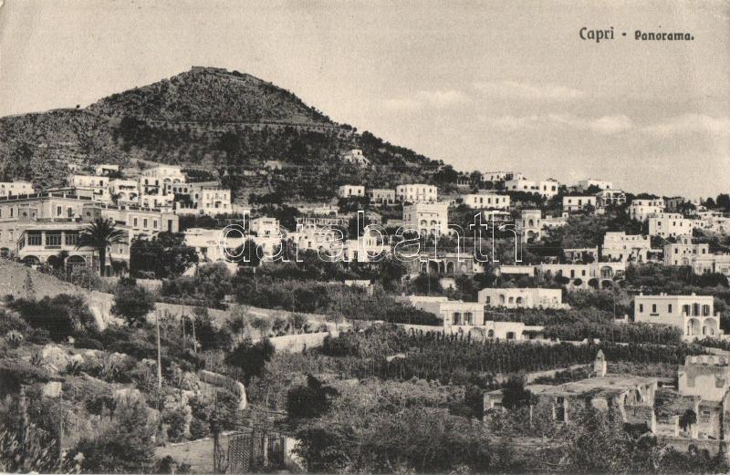 Capri, Panorama / general view