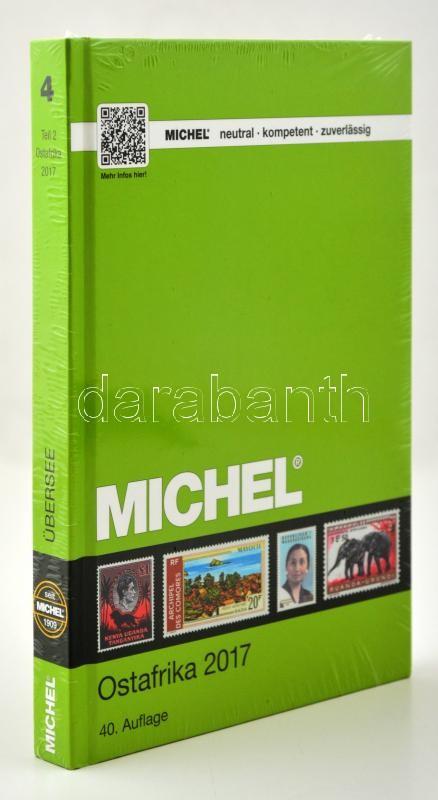 Michel - Kelet-Afrika 2017, 40. kiadás, Michel - Ostafrika 2017, 40. Auflage