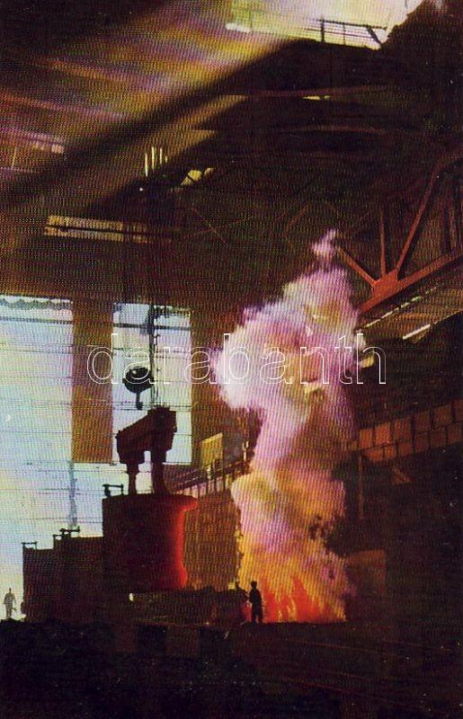 Anshan iron factory, Anshan vasgyár