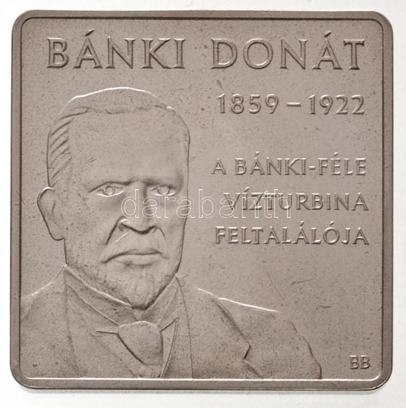 """2009. 1000 Forint """"Hungarian Inventors, Engineers - Donát Bánki"""", 2009. 1000Ft """"Magyar feltalálók, mérnökök - Bánki Donát"""""""