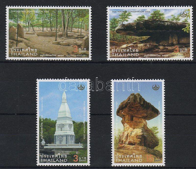 Phu Phrabat történelmi park sor, Historical park Phu Phrabat set, Historischer Park Phu Phrabat Satz