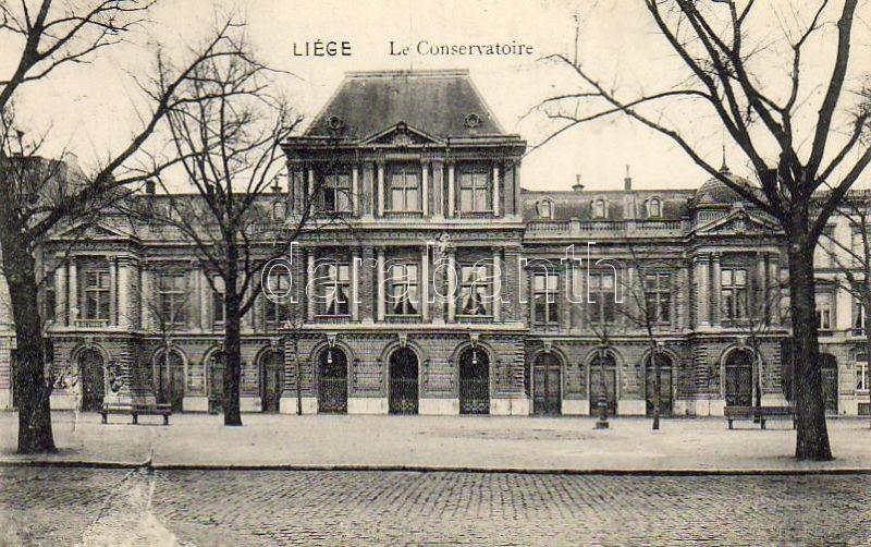 Liege Conservatory, Liege Konzervatórium