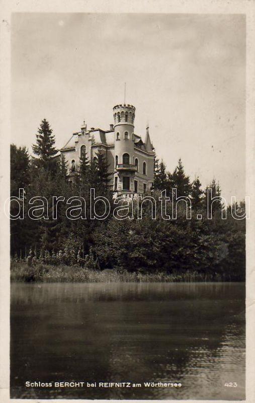 Bercht bei Reifnitz, castle, Schloss Bercht bei Reifnitz am Wörthersee
