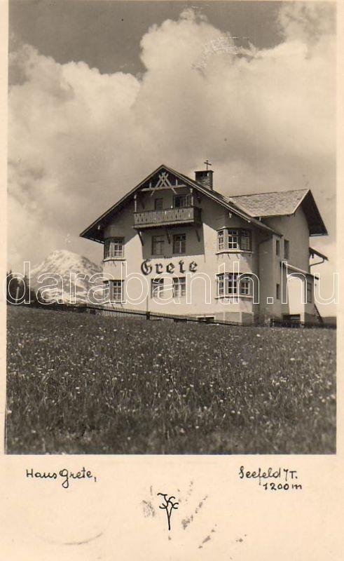 Seefeld House Grete, Seefeld Grete ház