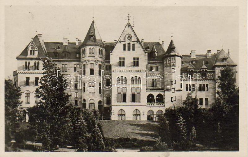 Gmunden Cumberland castle, Gmunden Cumberland kastély