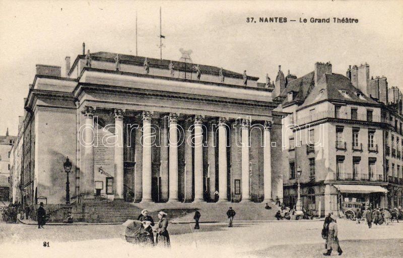 Nantes theater, Nantes színház