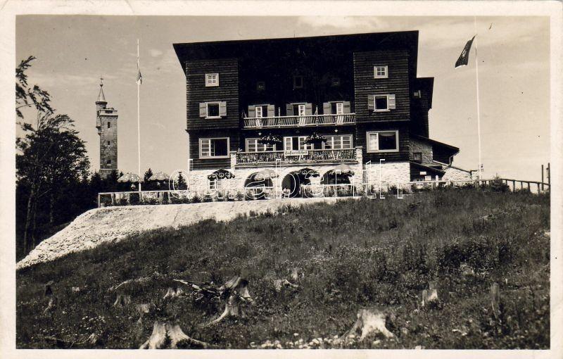 Bürgeralpe Berghotel, Bürgeralpe Berghotel