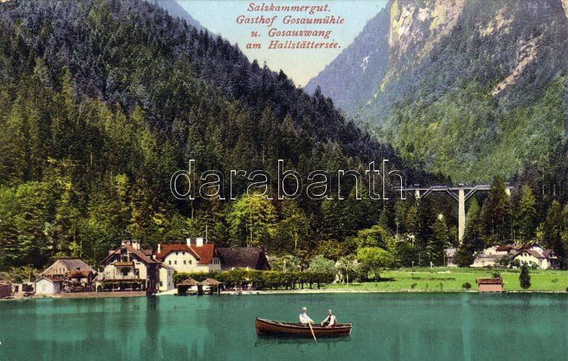 Salzkammergut Hallstätter See, Gosaumühle guest house, Salzkammergut Hallstätter See, Gosaumühle vendégház