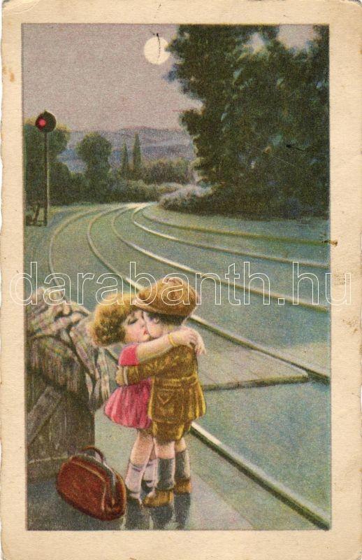 Children farewell, Búcsúzó gyerekek
