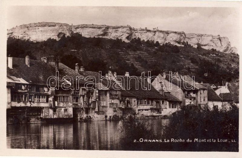 Ornans, La Roche du Mont / mountain