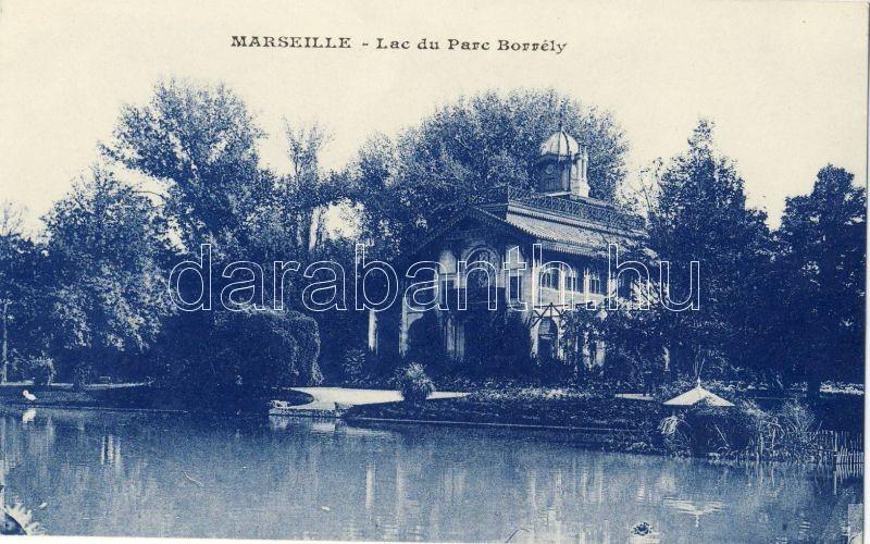 Marseille, Lac du Parc Borrély