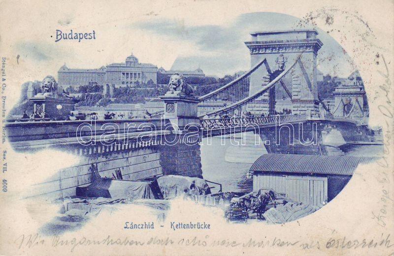 Budapest Lánchíd