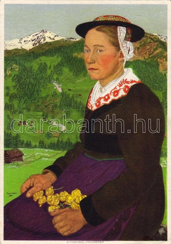 Swiss folklore, Svájci folklór