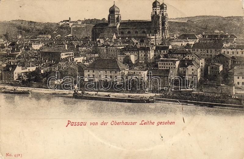 Passau with Stephansdom, Passau Stephansdommal